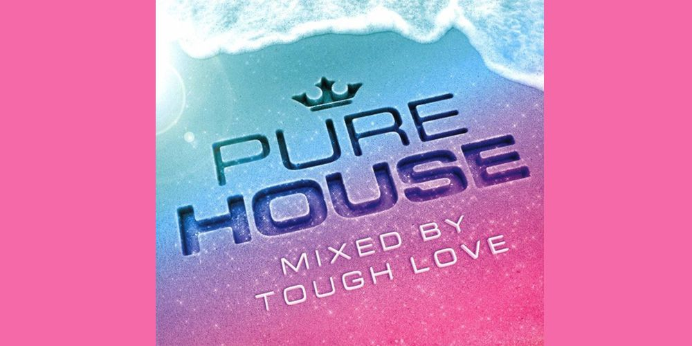 Pure House 2018 cover cd
