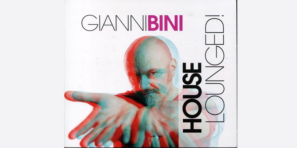 Gianni Bini - House Lounged! cd
