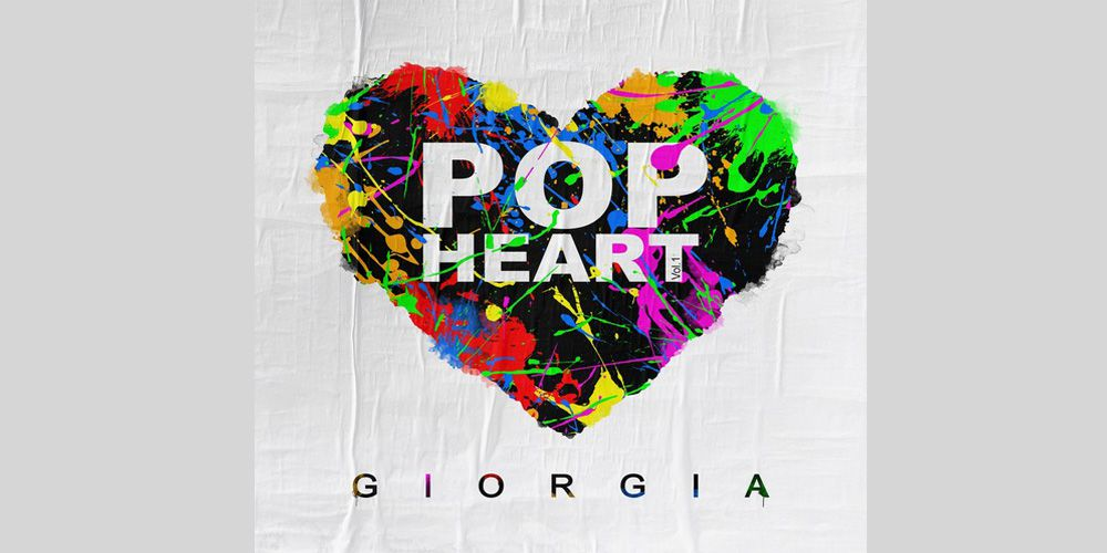 Giorgia - Pop Heart cover cd