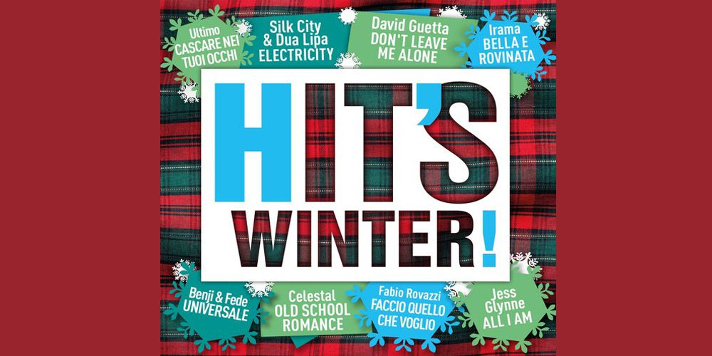 Hit's Winter! 2018 cover cd