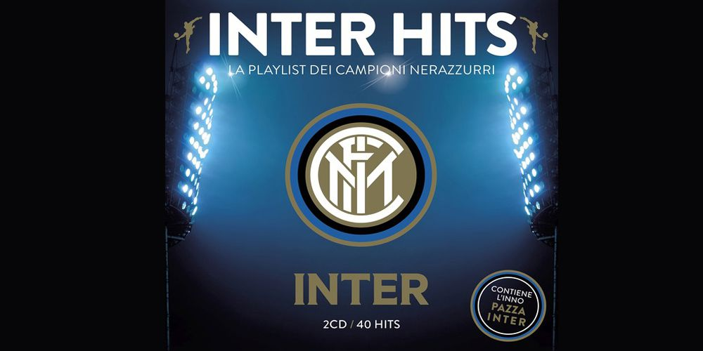 Inter Hits - La Playlist dei campioni nerazzurri cover