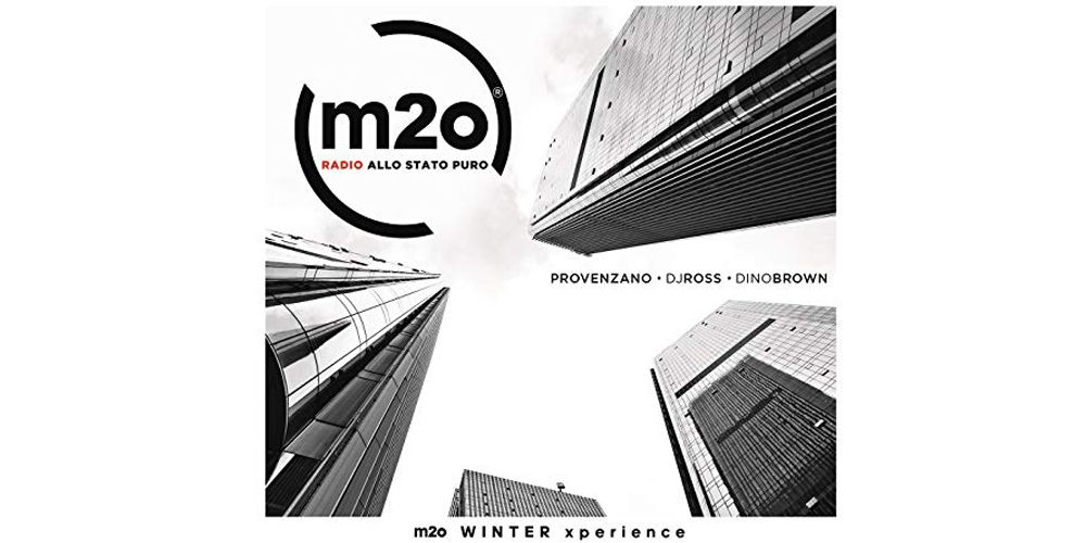 M2o Winter Xperience 2018 cover cd