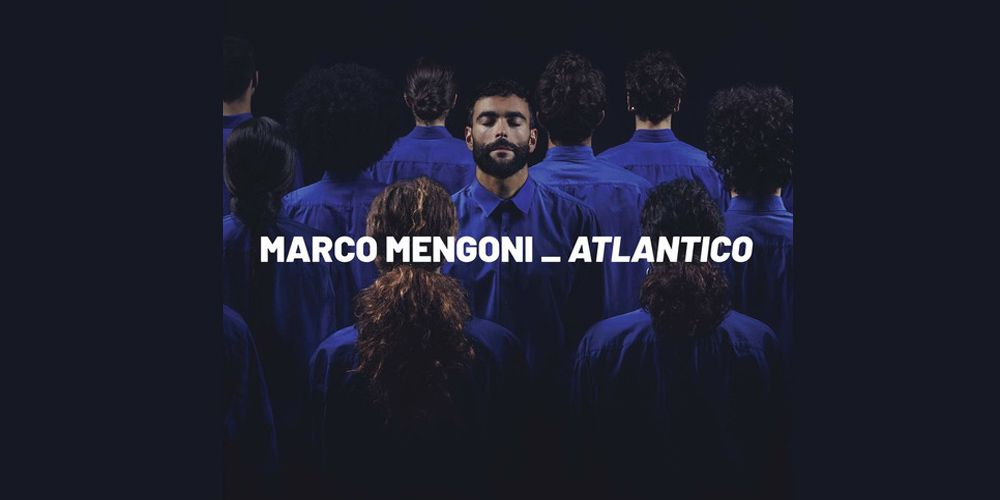 Marco Mengoni - Atlantico cover cd