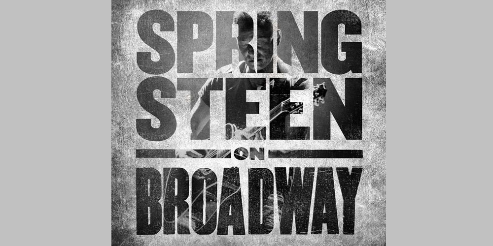 Springsteen on Broadway cover cd