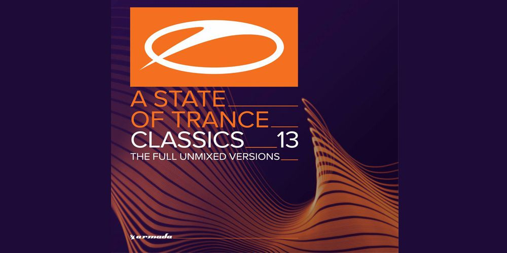 A State of Trance classics 13 cover cd