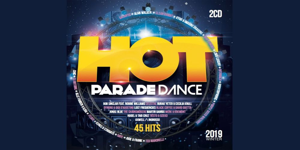 Hot Parade Dance winter 2019 cover