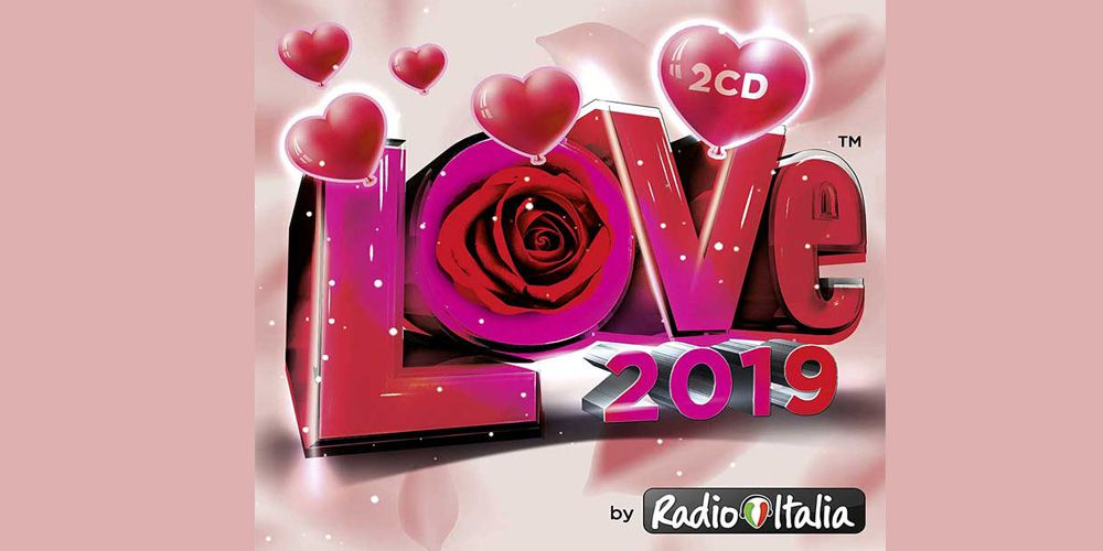 Radio Italia Love 2019 cover cd