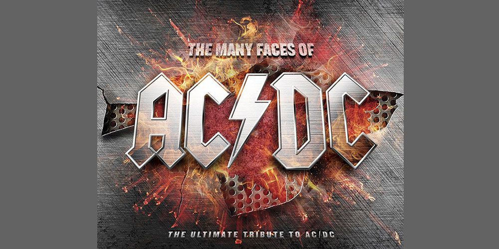 The Many Faces of AC/DC cd