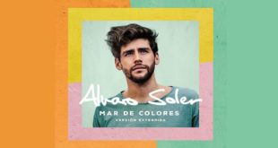 Album Alvaro Soler – Mar de colores (Extended Version)
