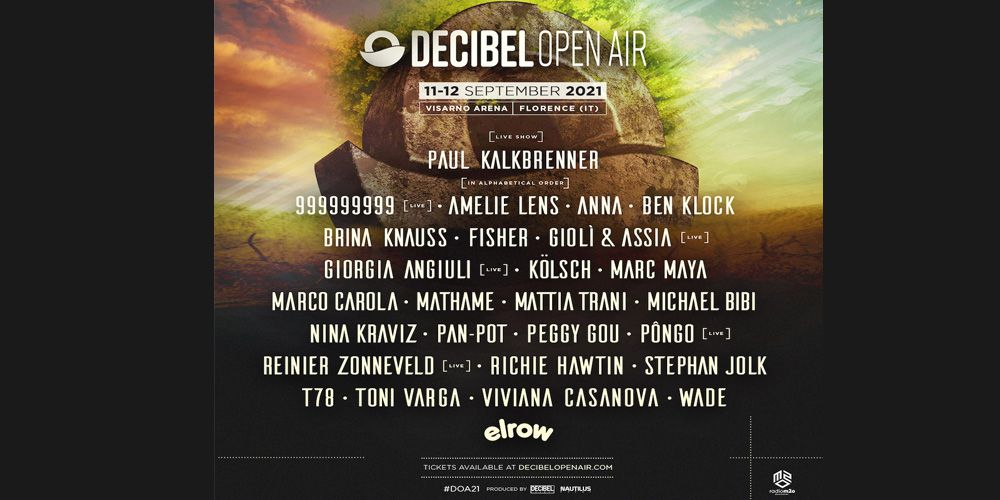 Decibel Open Air 2021